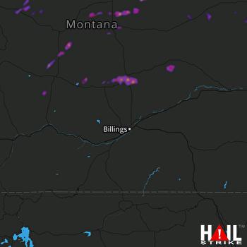 Hail Map Roundup, MT 06-04-2018