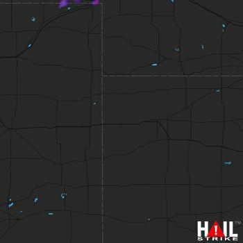 Hail Map GOODLAND 06-09-2021