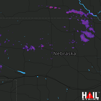 Hail Map Mission, SD 07-19-2017
