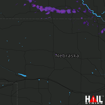 Hail Map Mission, SD 07-21-2017